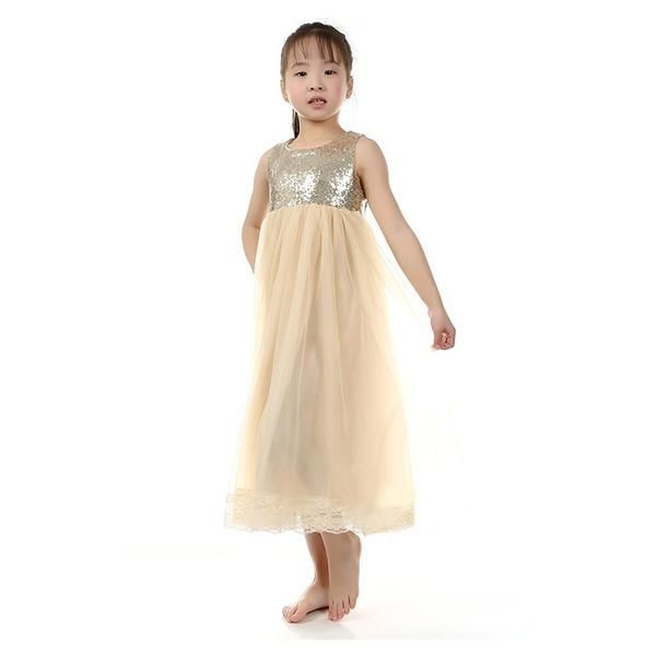 15d2febf3c THE LONG AVA DRESS...Perfect Affordable Flower Girl Dress from Nicolette s