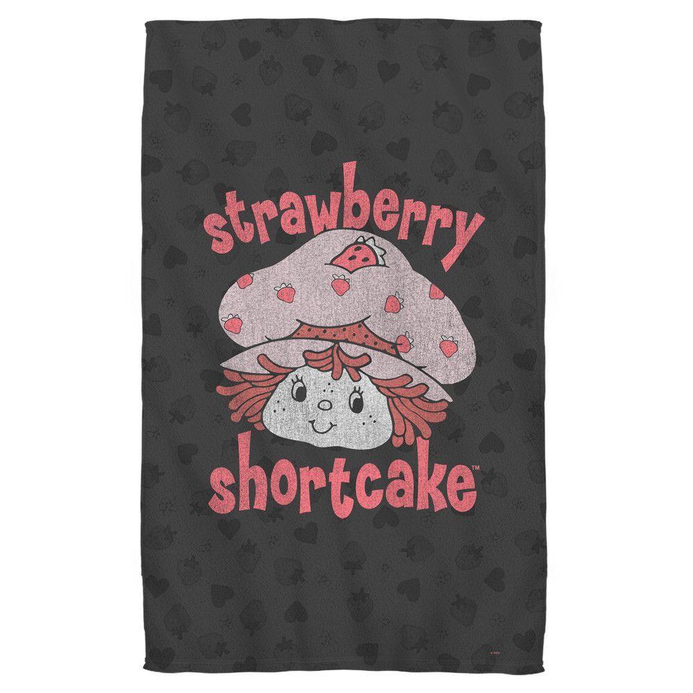 STRAWBERRY SHORTCAKE (CARTOONS) - SMILE