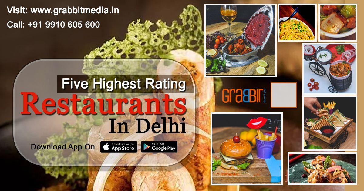 Five Highest Rating Restaurants In Delhi Veg Restaurant Chicken Spring Rolls Indian Restaurant Near Me