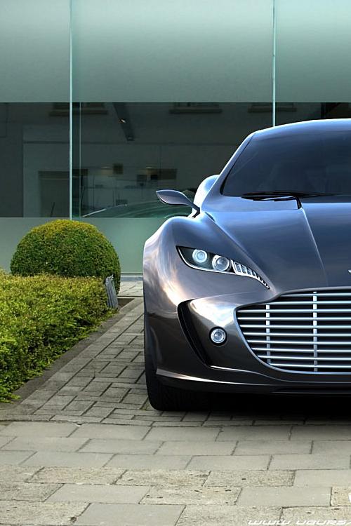 expens: Aston Martin Gauntlet Concept Design by...