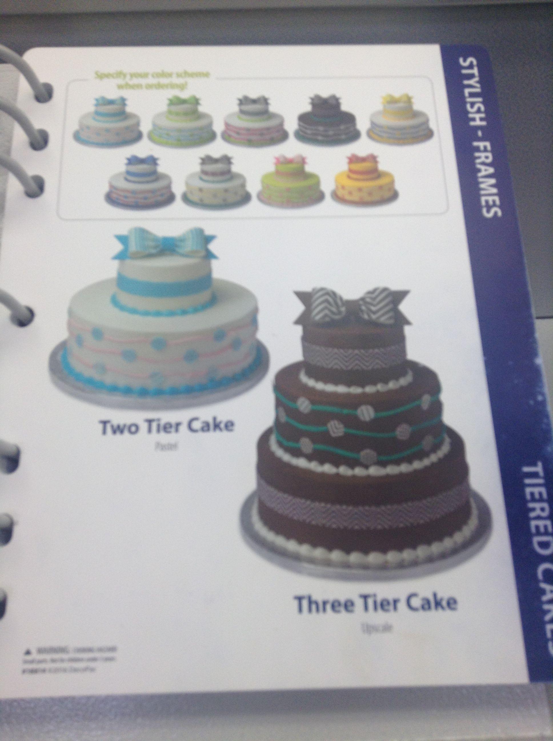 This Cake Is Sooooo Adorable I Took A Pic Of Sams Club Cake Book