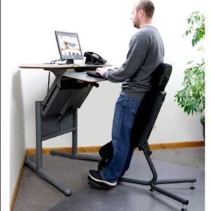 Stand Up Chair Standing Desk Chair Ergonomic Desk Chair Standing Chair