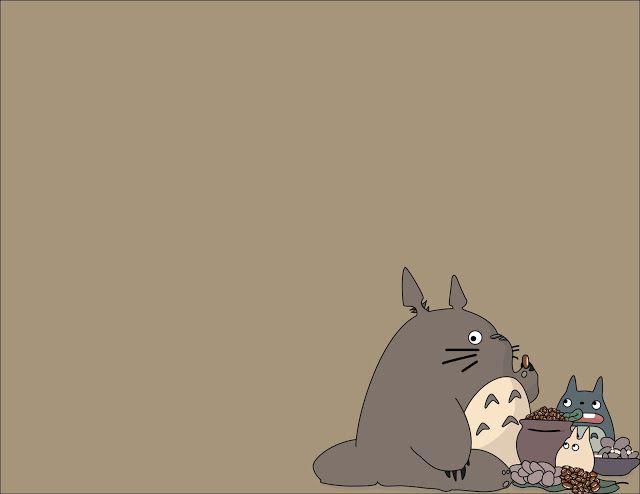 14 Cute Totoro Wallpapers! in 2020 Totoro, My neighbor