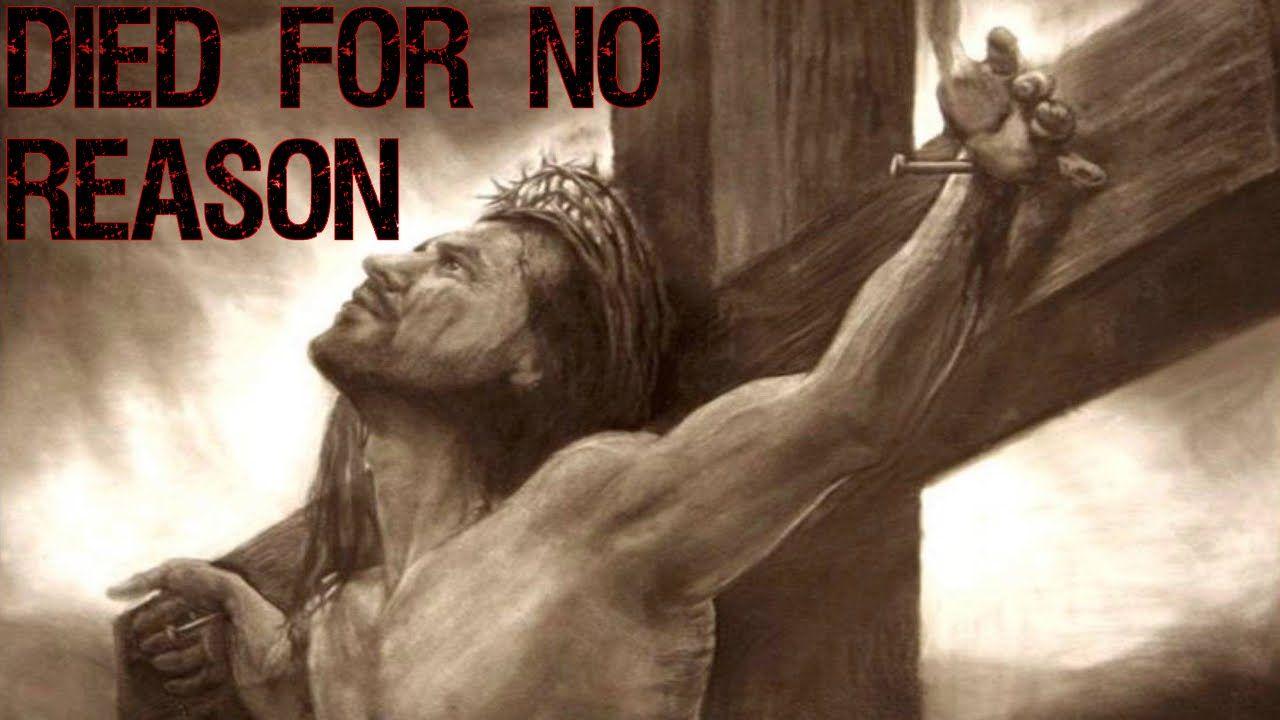 Jesus Christ A Pointless Sacrifice