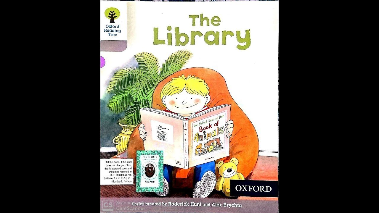 The Library Oxford Reading Tree Wordless Story For Toddlers Oxford Reading Tree Reading Tree Reading [ 720 x 1280 Pixel ]