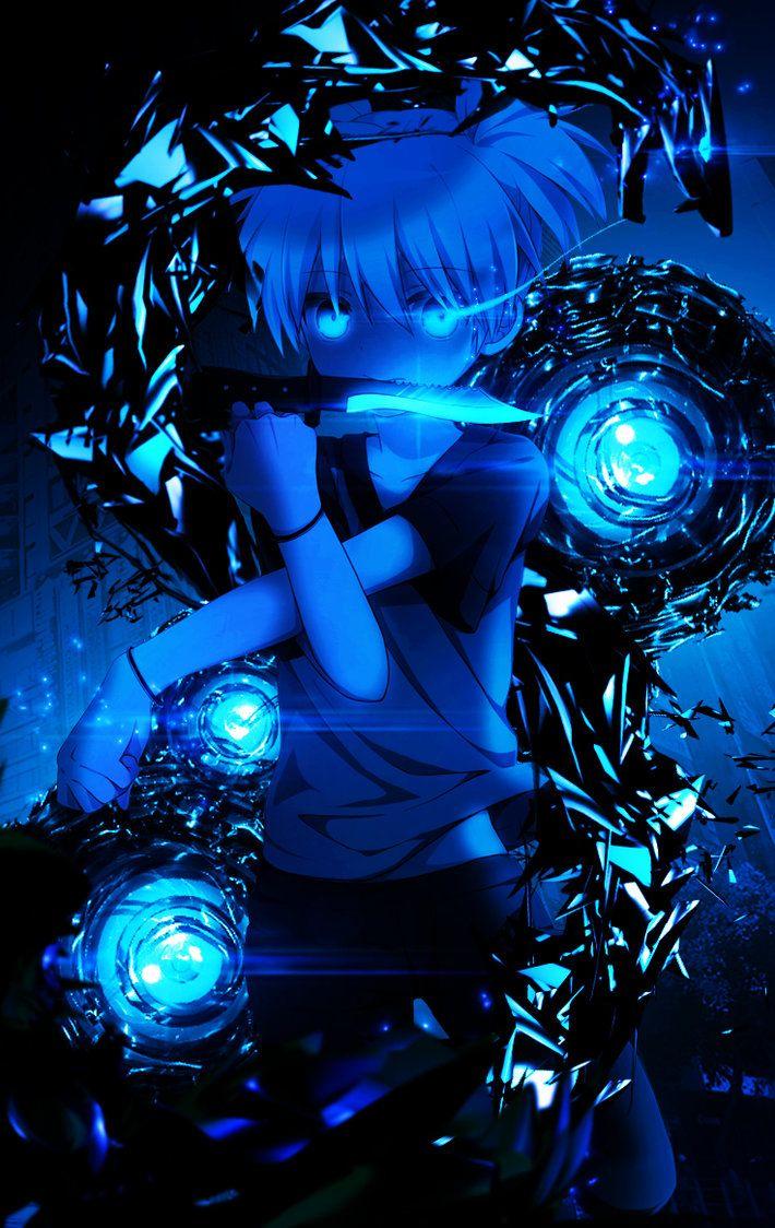 Nagia Shiota Assassination classroom, Anime wallpaper