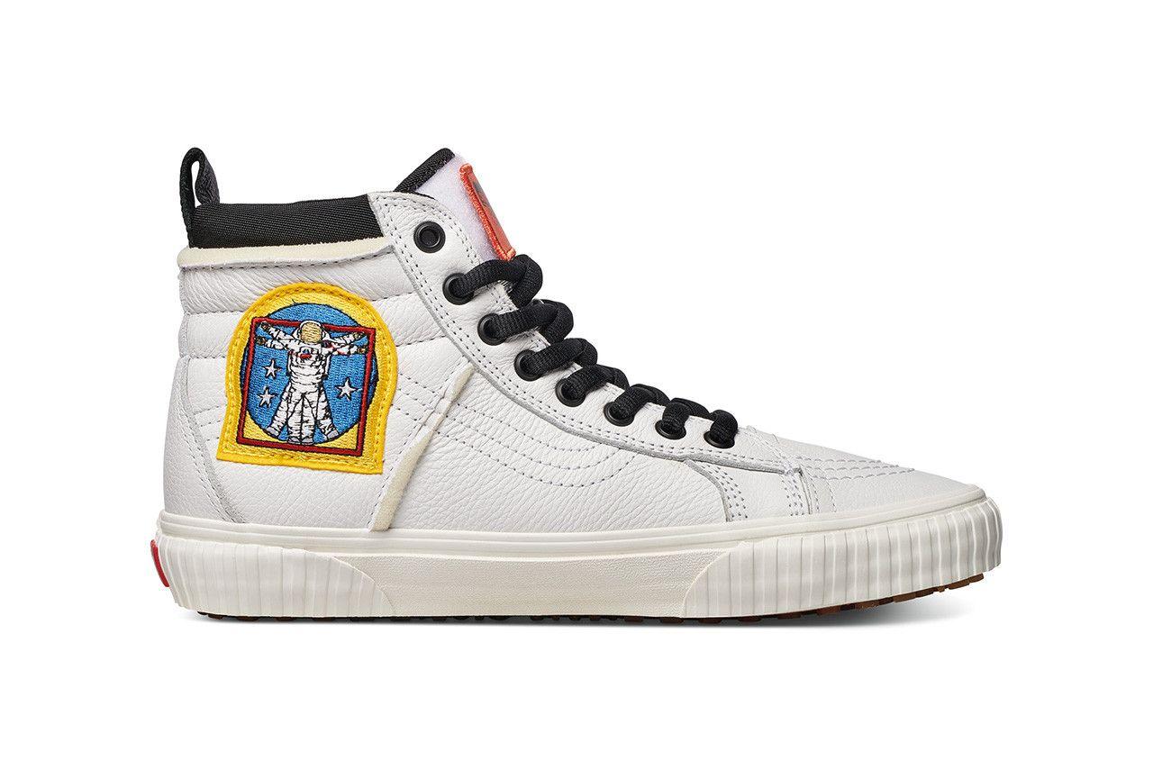 Nasa X Vans Official Complete Look At Sneakers Apparel