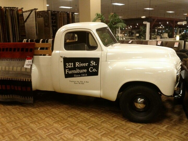 1951 pick up from when Taft was just starting out in Troy.