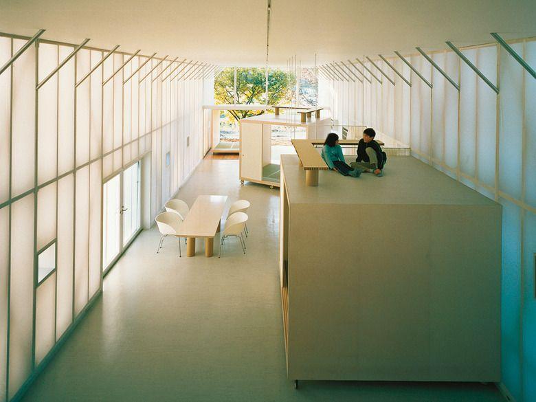 Wohnhaus bei tokio architecture interior pinterest - Traditionelle japanische architektur ...