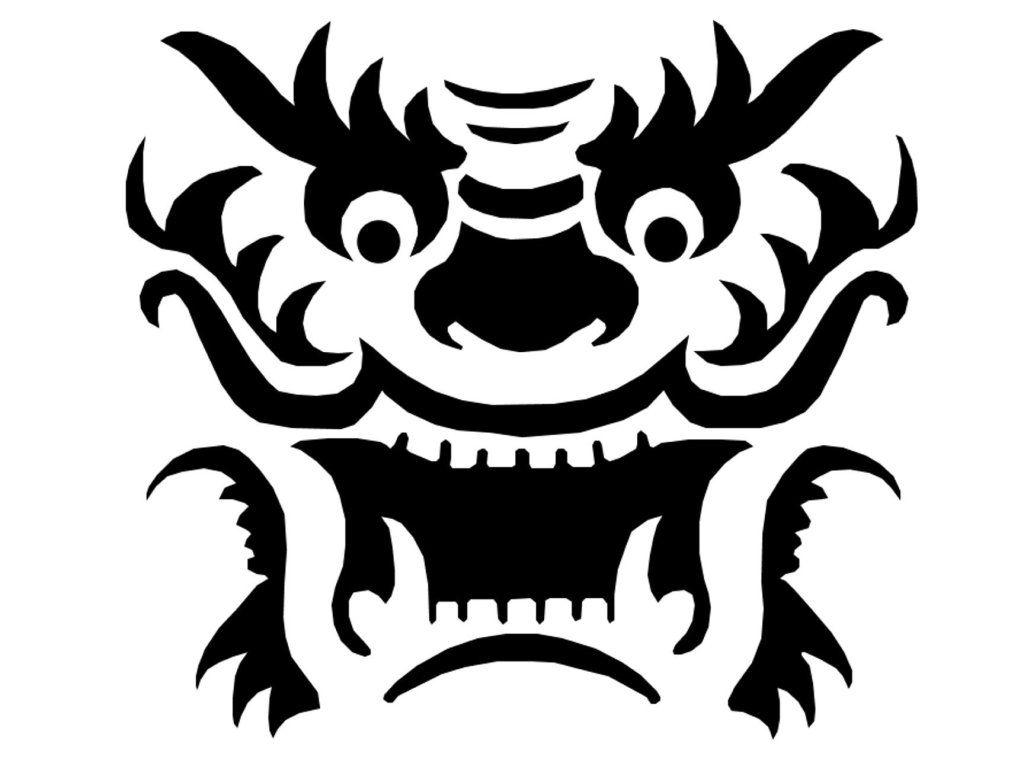 17+ Dragon patterns for pumpkins trends