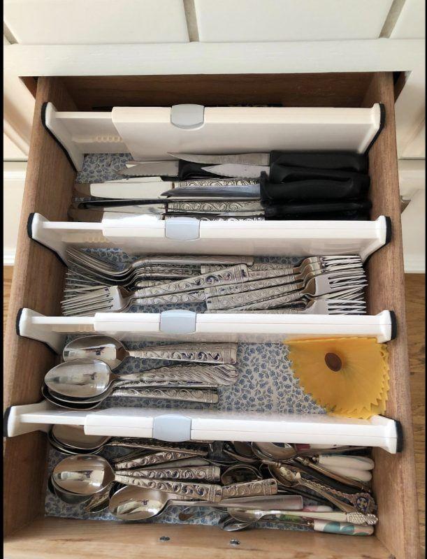 5 Best Deep Drawer Organizers For Kitchens (2019