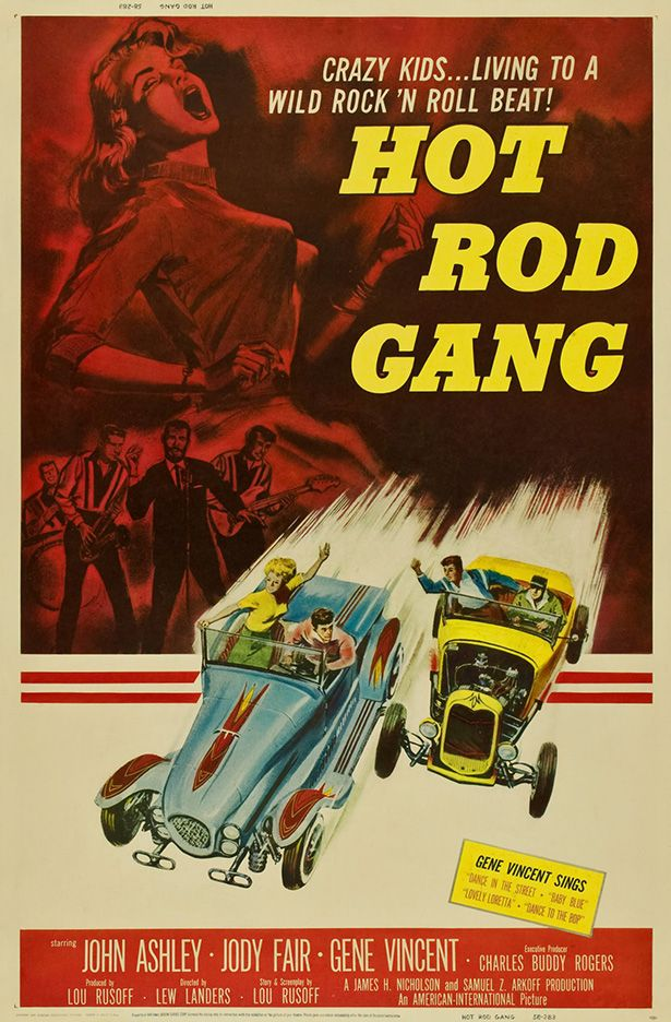 What's a good Hot Rod movie without a good blast of