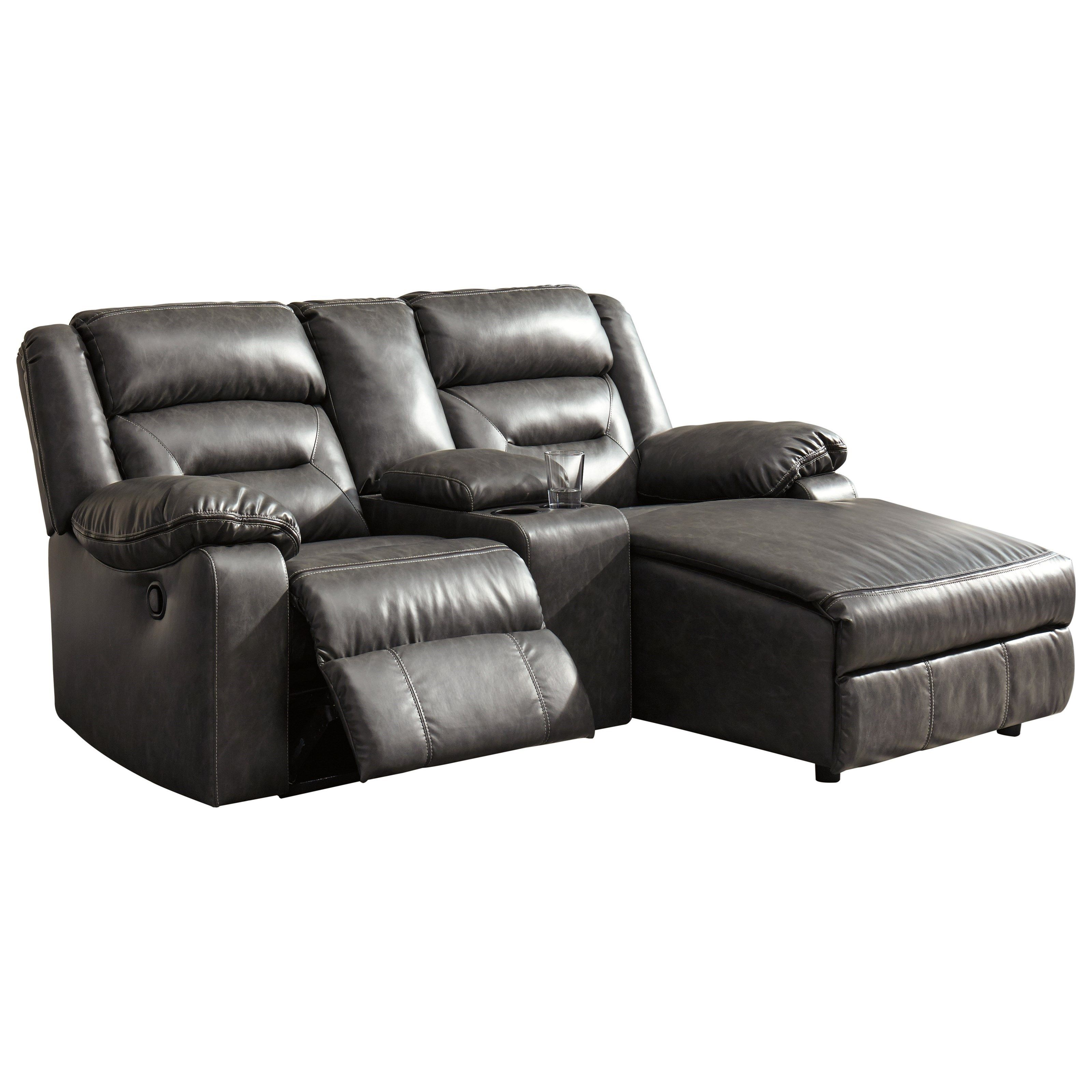 Coahoma 3 Piece Sectional Sofa by Signature Design by Ashley at