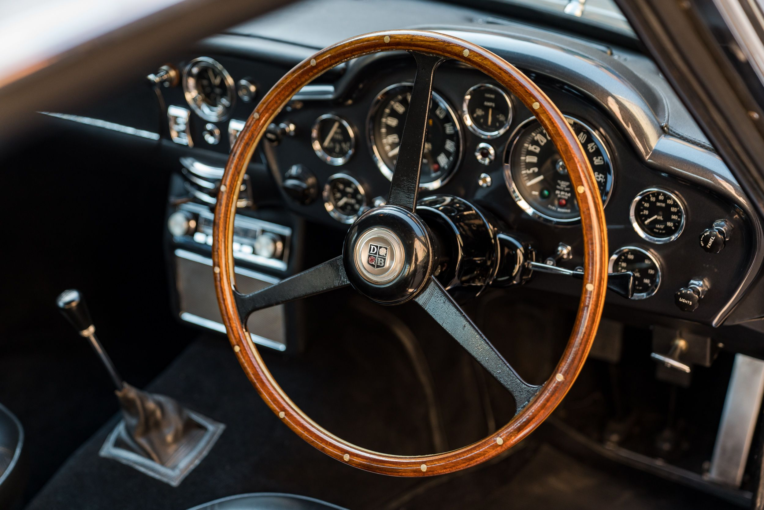1966 Aston Martin Db6 Vantage Lbi Limited Aston Martin Db6 Aston Martin Aston