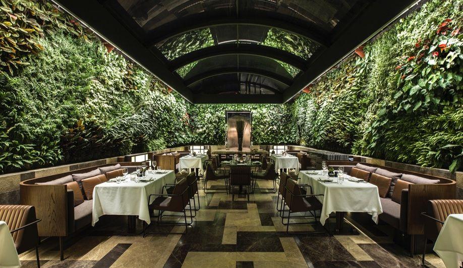 opulent design retractable roof. Autoban s Opulent Restaurant in Istanbul  Azure Magazine