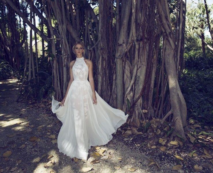"Limor Rosen Bridal 2017 ""Birds Of Paradise Bridal"