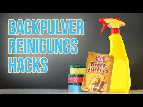 104 Top 5 Reinigungs Tricks Mit Backpulver Fur Zuhause Youtube