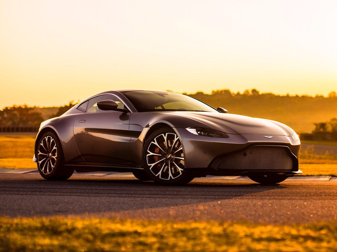 Aston Martin just replaced the most successful model in