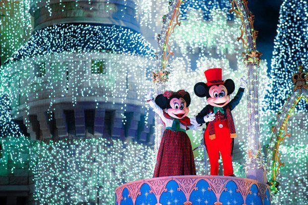 2017 Mickey\u0027s Very Merry Christmas Party Tips Feste di natale
