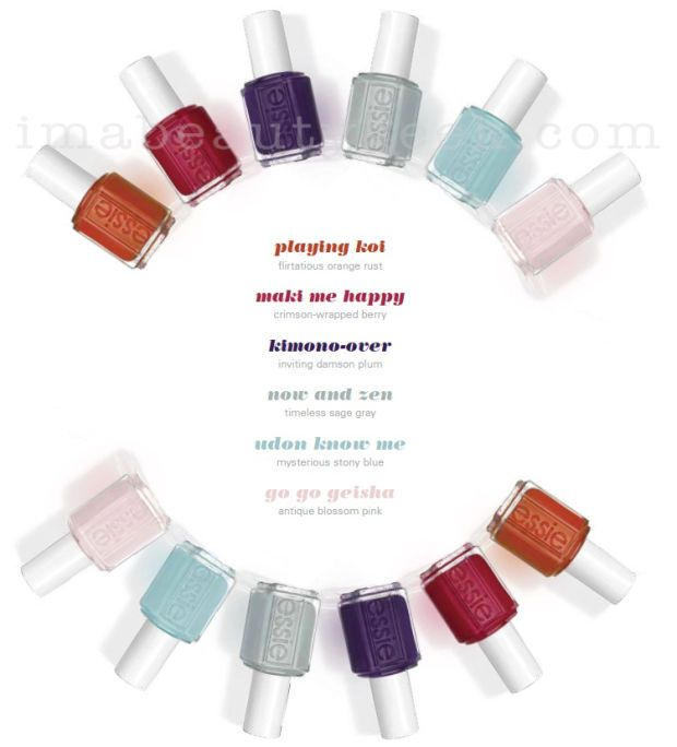 Essie Fall Collection 2016 | Essie | Pinterest | Fall collections ...