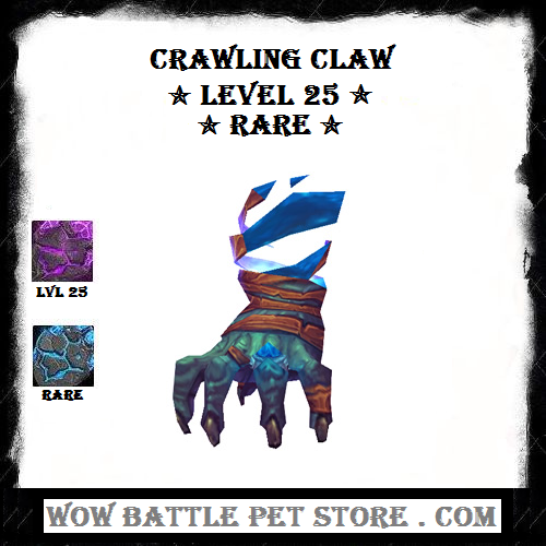 Crawling Claw Wow Pet For Sale Shop Wow Battle Pets For Sale Cheap Pets For Sale Warcraft Pets Wow Battle
