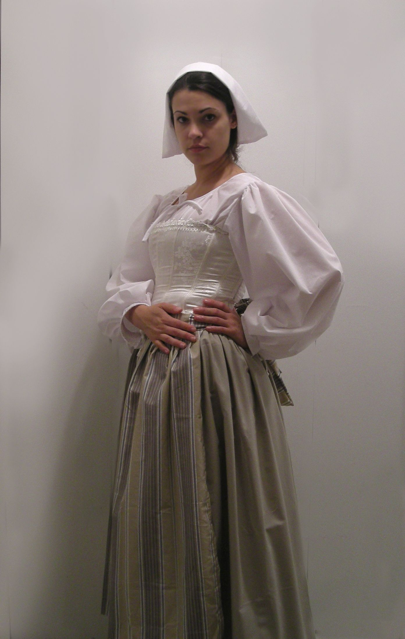 bd5bd815e peasant costume   French Revolution in 2019   Peasant clothing, 18th ...