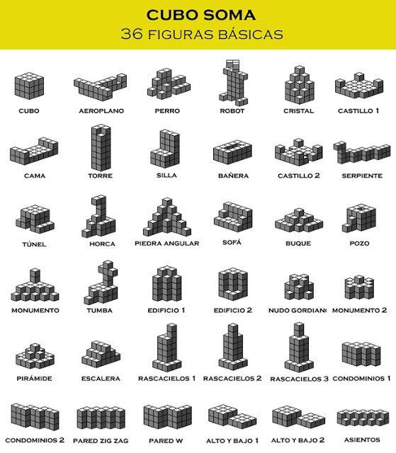 5.2. Cubo soma | La papiroflexia como recurso didáctico para las ...