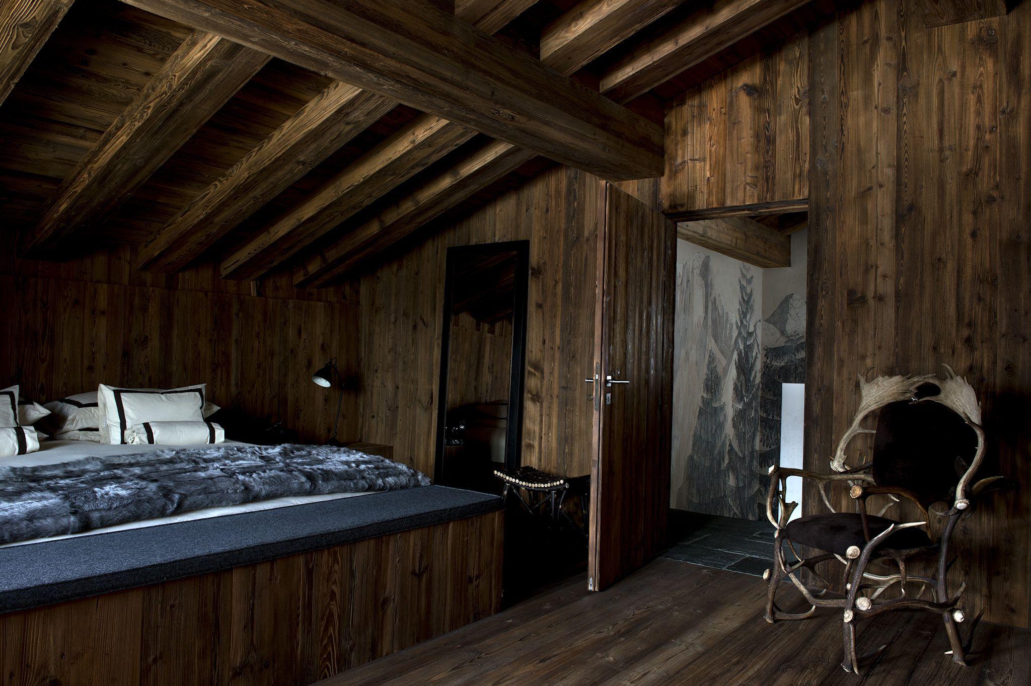 remo ruffini / chalet st-moritz   Interiors   Pinterest   Spaces ...