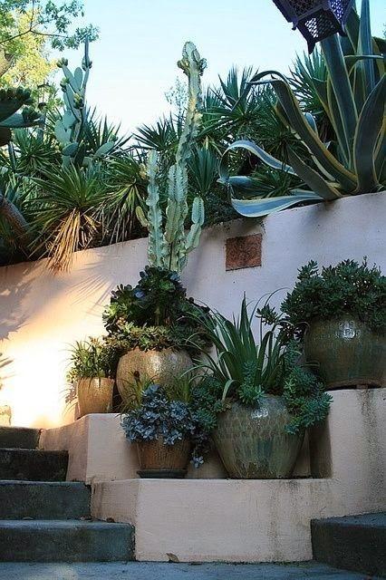 Ohmydesign Il Giardino Mediterraneo Fiori Vasi