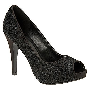 660ceb143855 Call It Spring® Federle Peep-Toe Pumps - jcpenney