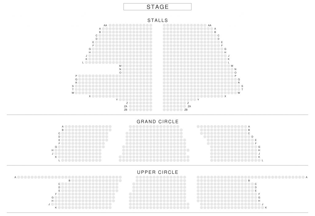 Birmingham Hippodrome Seating Plan Reviews Birmingham Hippodrome How To Plan