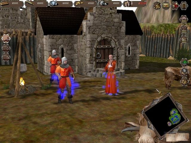 Highland Warriors Screenshot