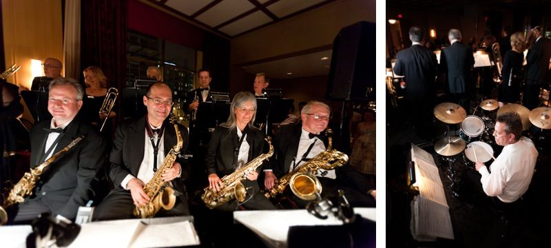 Live Music With A Large Orchestra For Your Wedding Entertainment By Preville Big