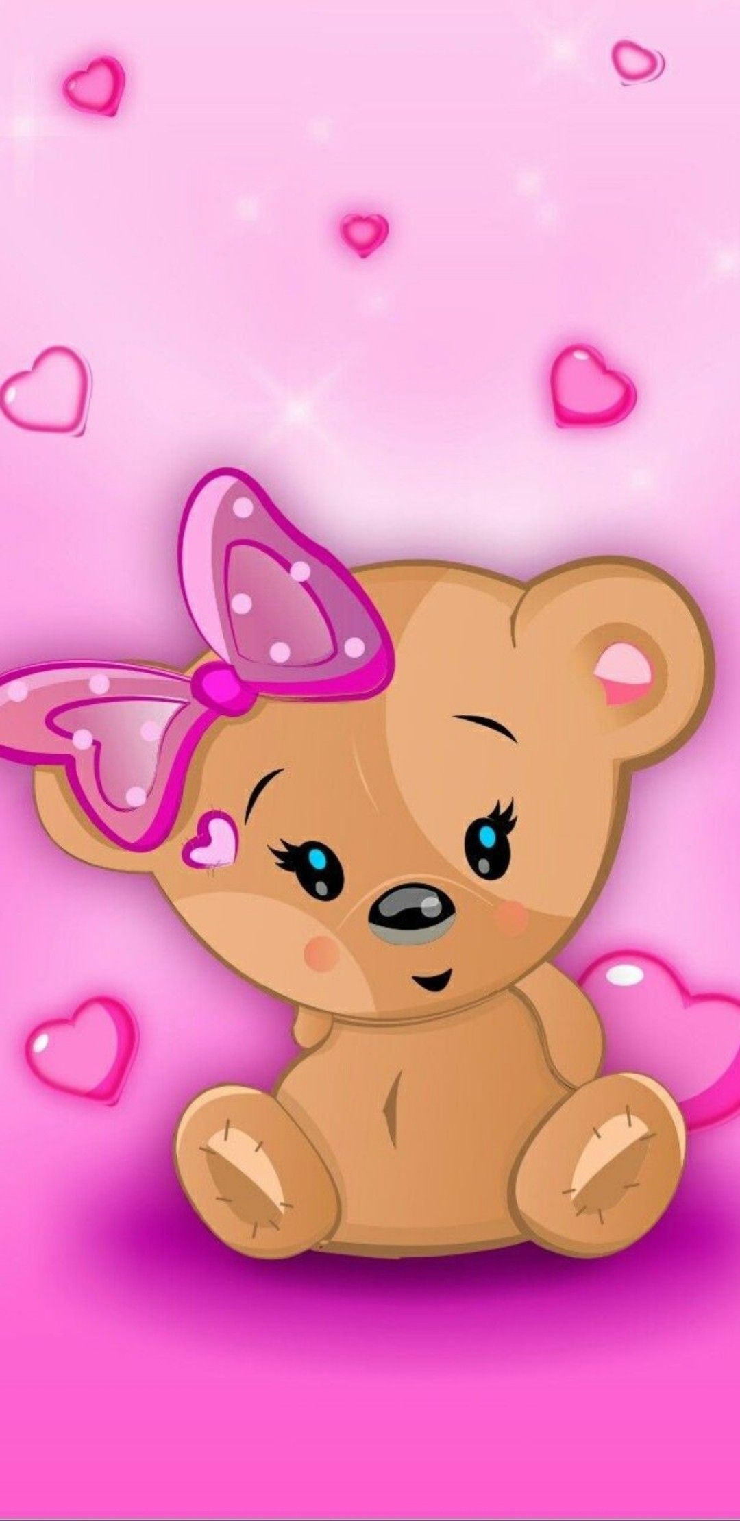 Pin By Lydia Cordero On Cute Wallpaper 1 Teddy Bear Wallpaper Bear Wallpaper Wallpaper Iphone Cute