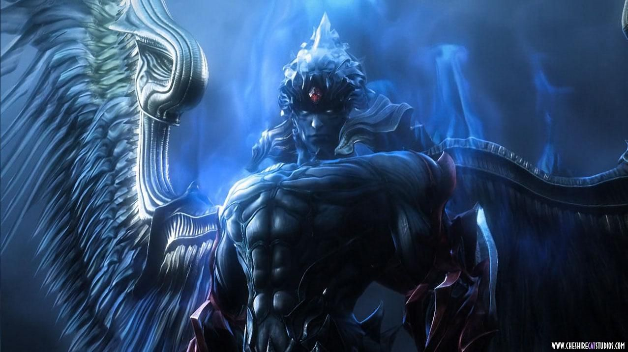dmc devil may cry 3D Demons DEVIL MAY CRY by