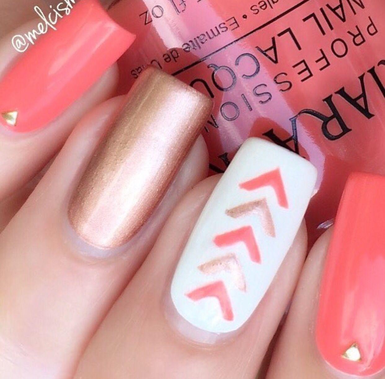 Pin von Roselyn Mercado auf Nail Designs | Pinterest