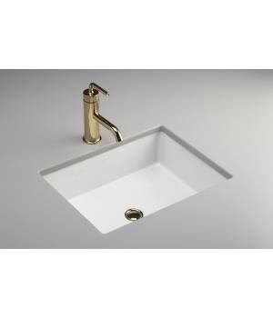 Kohler K 2882 0 Verticyl Rectangular Under Mount Bathroom Sink