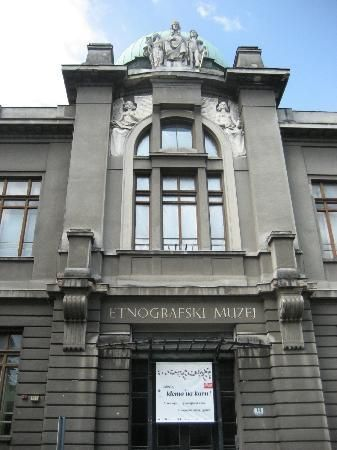 Zagreb Ethnographic Museum Zagreb Croatia Zagreb Croatia