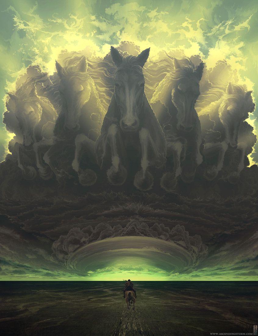 Reflection In The Sky, Jeffrey Smith on ArtStation at https://www.artstation.com/artwork/zXbE6