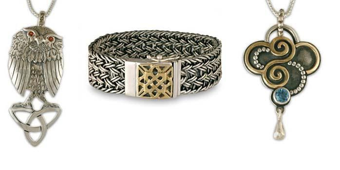 More Celtic Jewelry