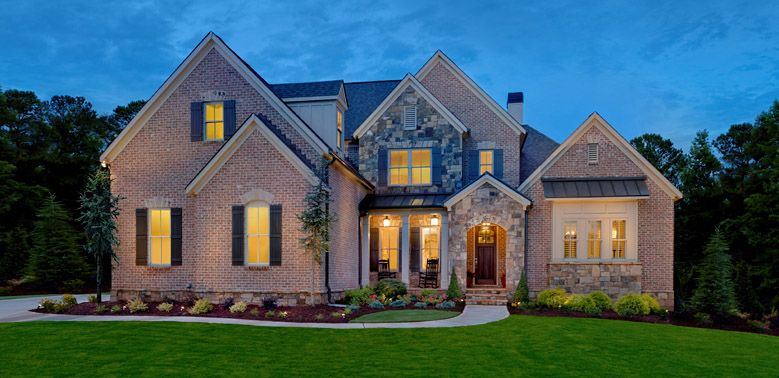 New Homes Atlanta Home Builders of New homes in Atlanta Traton
