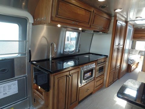 Perfect 2017 Airstream Classic 30A Twin Bed Ultimate RV Camper Travel Trailer | Campers Travel Trailors ...