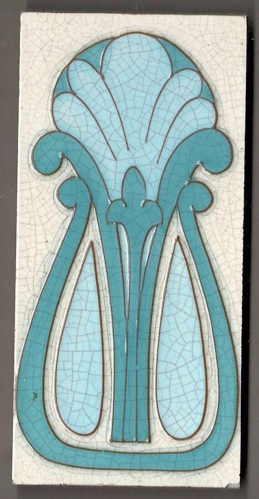 Jugendstil fliese old tiles art nouveau and art dec pinterest jugendstil stil und fliesen - Art deco fliesen ...