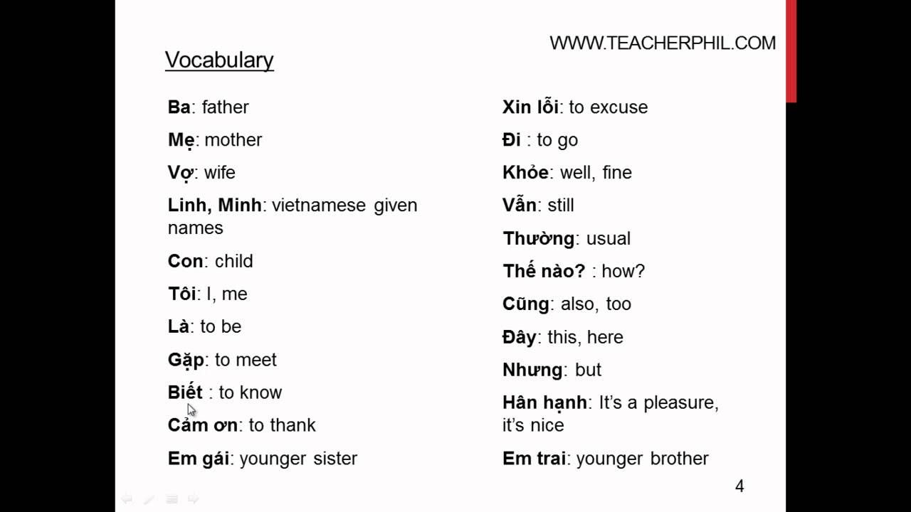 Vietnamese language greetings google search kathleens board vietnamese language greetings google search kristyandbryce Images