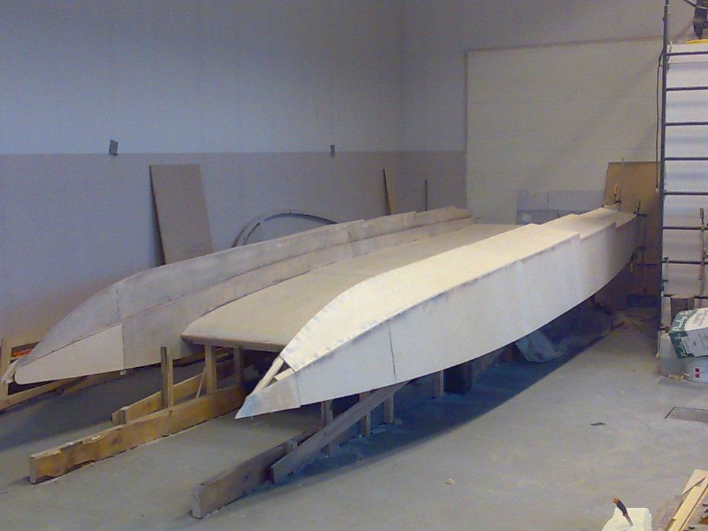 diy race boats | Thread: Homemade offshore raceboat (3C ...