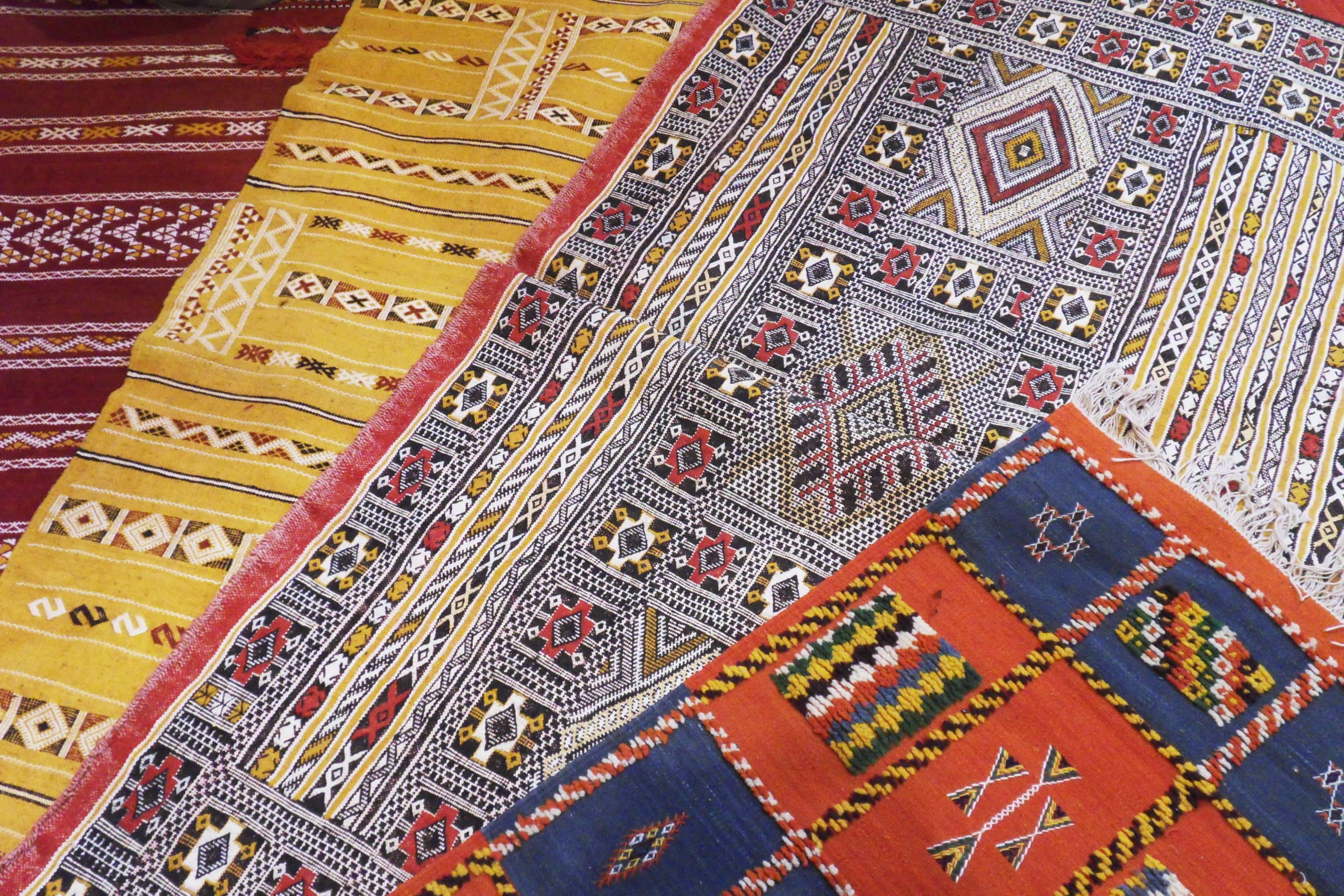 Berber Tribe Of Morocco - Rugs Of Morocco Shopping Souk