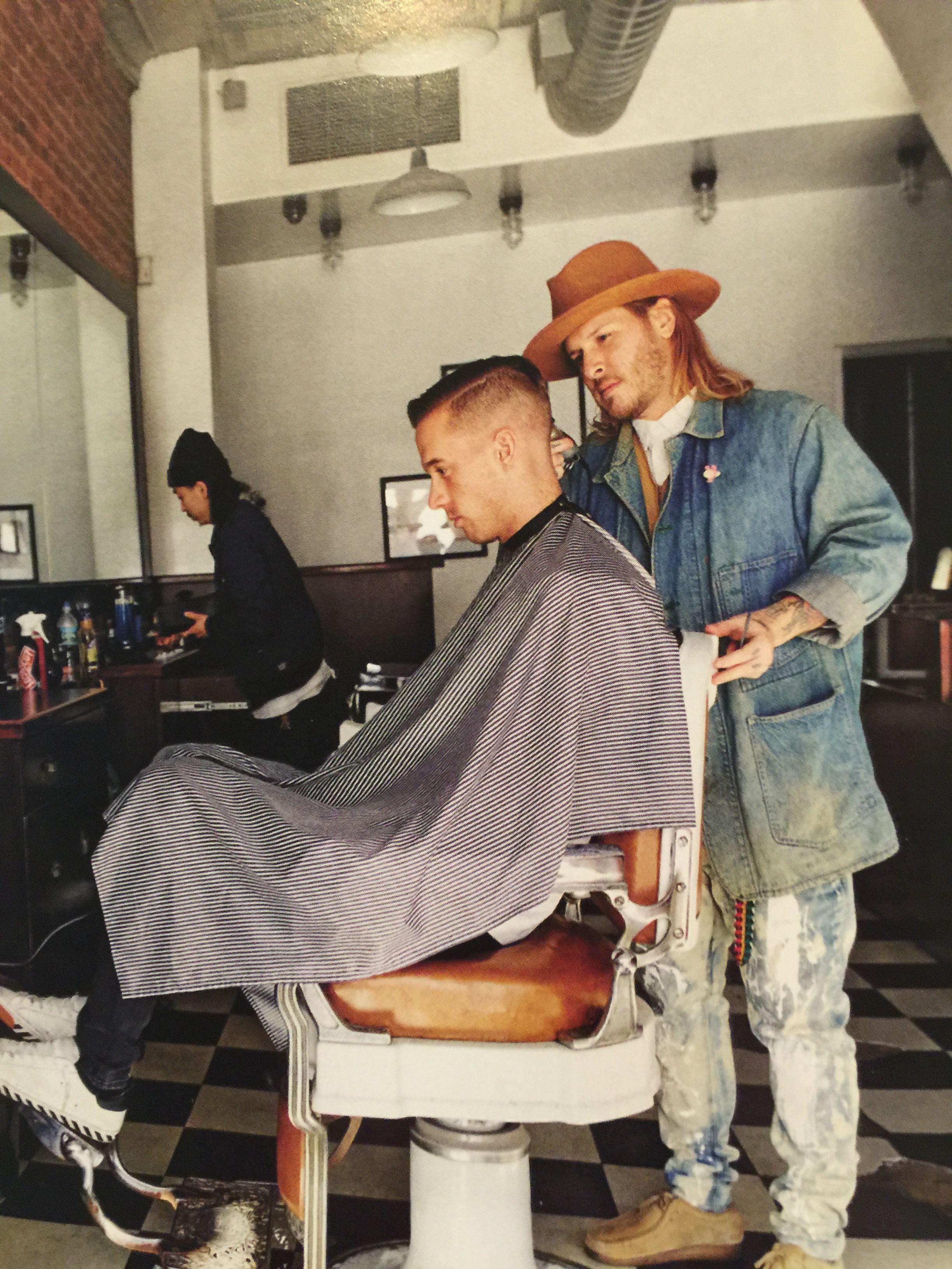 Pin De Barber 4 Life En Barber Shop Barberia