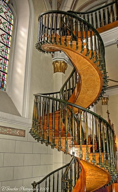 Best The Miraculous Staircase Of The Loretto Chapel Santa Fe 400 x 300
