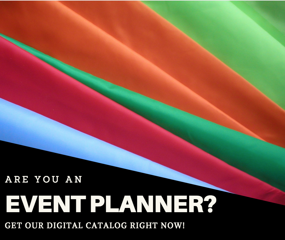 FREE Digital Catalog For Event Planners! | Wholesale Fabric