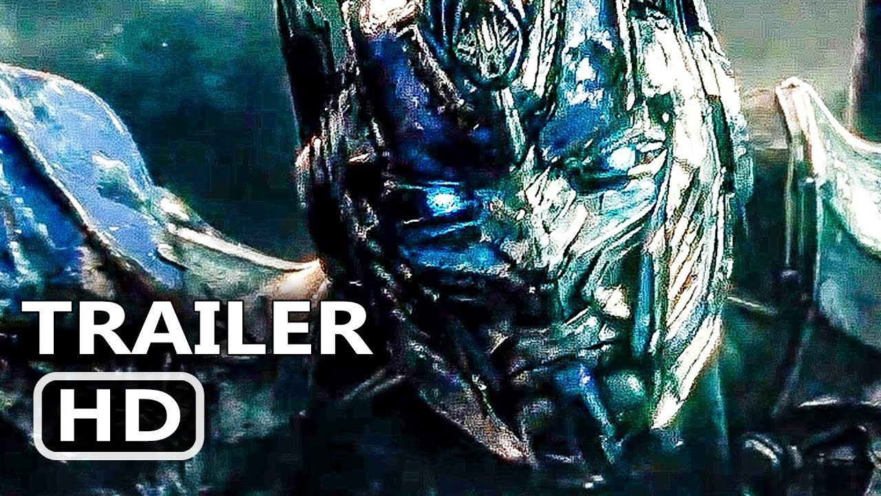 TRANSFORMERS 5 Official Trailer + ALL Teasers (2017) Mark